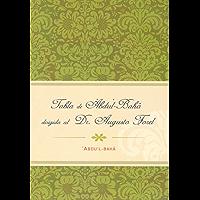 Tabla de 'Abdu'l-Bahá digida al Dr. Augusto Forel
