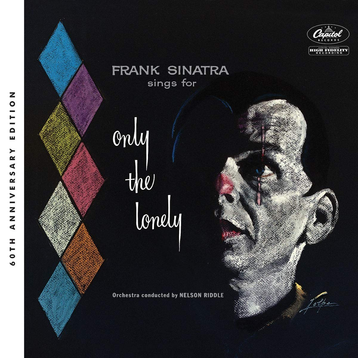 CD : Frank Sinatra - Sings For Only The Lonely (60th Anniversary Stereo Mix) (Deluxe Edition)