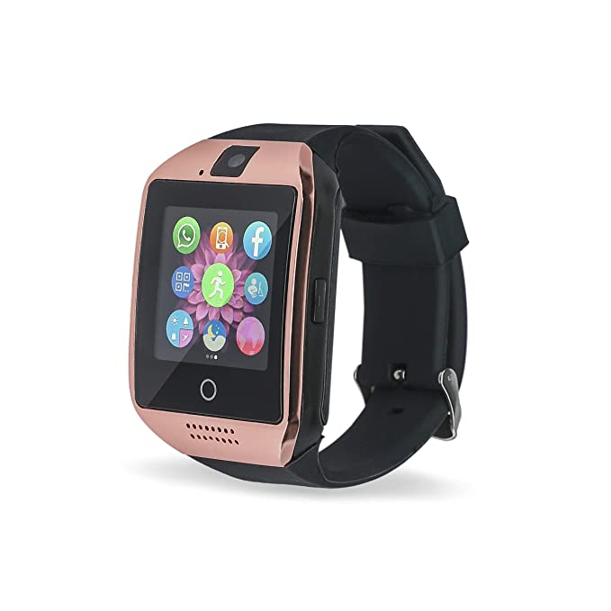 VINCIGEEK Bluetooth Smart Watch Phone Smart Watch Mobile Phone Unlocked Universal GSM Bluetooth 4.0 NFC Music Player Camera Calendar Stopwatch Sync ...