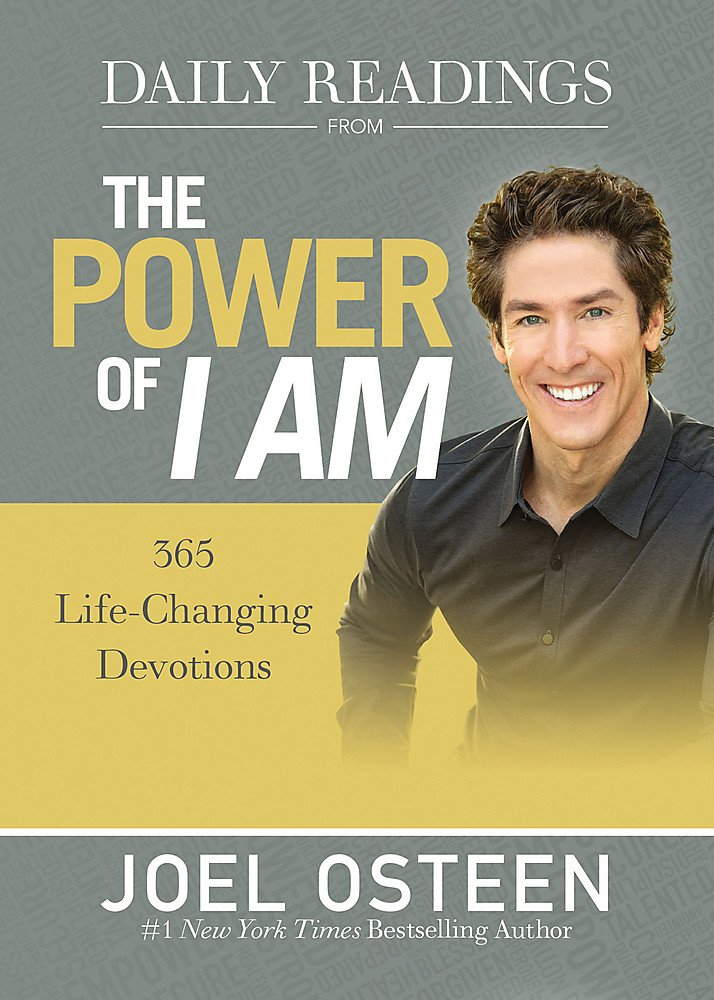 Download Daily Readings from The Power of I Am: 365 Life-Changing Devotions pdf epub