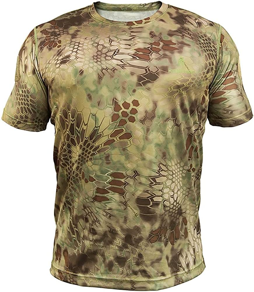 Kryptek Stalker II ShortSleeve T-Shirt