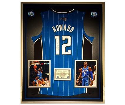 a33e2d8d3fcad Premium Framed Dwight Howard Autographed/Signed Orlando Magic ...