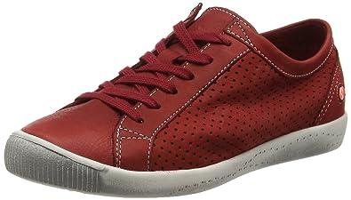 Softinos Ica388Sof, Damen Sneakers, Blau (Marineblau), 40 EU (7 UK)