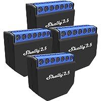 4-częściowy zestaw Shelly 2.5