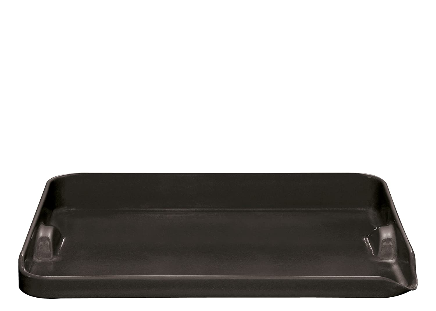 Amazon.com: Emile Henry Made In France Flame BBQ Plancha, 15.4 x 12.2