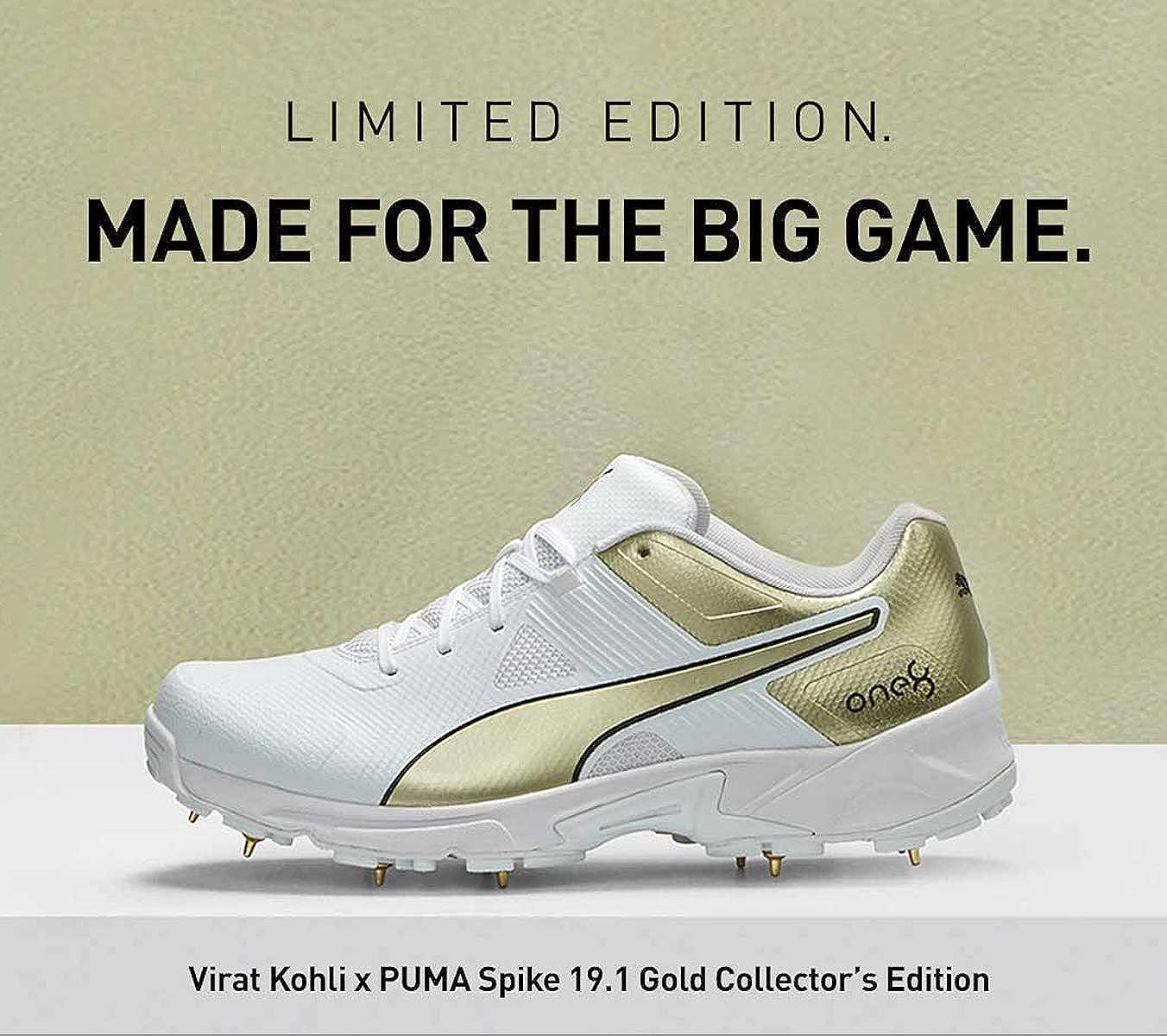 Buy Puma Men's Spike 19.1 Gold