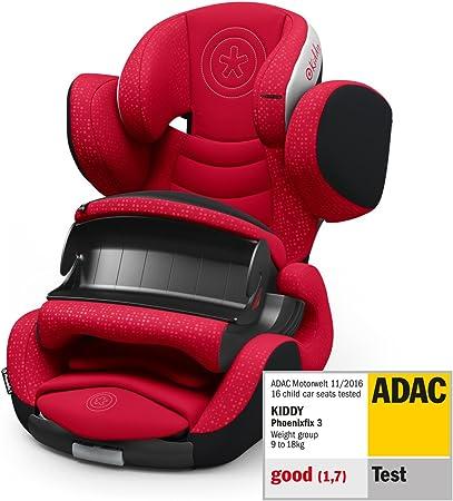 Silla de coche que proporciona seguridad y comodidad,Ofrece protección contra impactos laterales,Cue