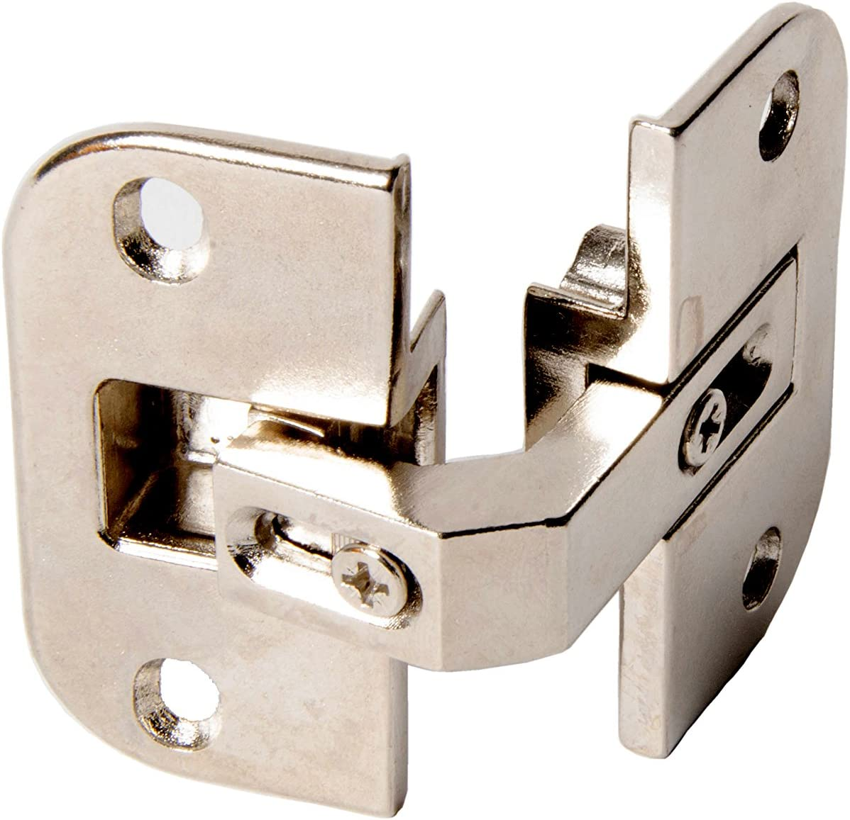 Pie-Cut Corner Hinge (Pair of Hinges) by Hafele America