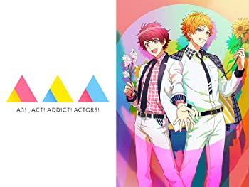 A3! SEASON SPRING & SUMMER DVD