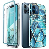 i-Blason Cosmo Series Case for iPhone 12, iPhone 12 Pro 6.1 inch (2020 Release), Slim Full-Body Stylish Protective Case…