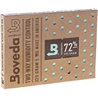 BOVEDA 72 Percent RH (320 Gram) - 2-Way Humidity Control Pack
