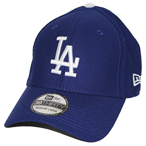 Image Unavailable. Image not available for. Color  Los Angeles Dodgers New  Era MLB 39THIRTY  quot Diamond ... ef5e82c892d