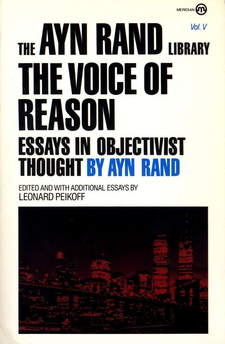 moral objectivism essays