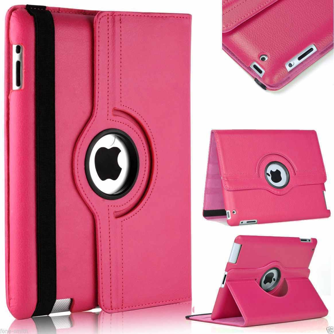 Red Vultic iPad Mini 1//2//3 Case Auto Sleep//Wake 360 Degree Rotating Stand Folio Leather Smart Cover Case for Apple iPad Mini//iPad Mini 2 // iPad Mini 3