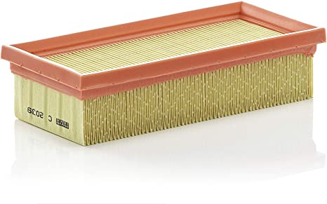 Original Mann Filter Luftfilter C 2039 Für Pkw Auto