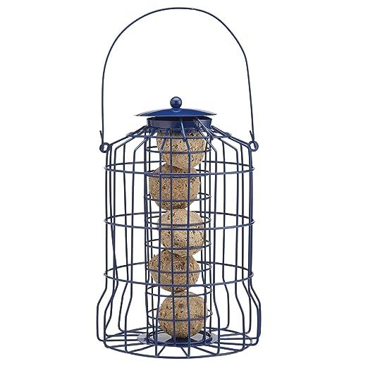 Happy Beaks Natures Market - Comedero para pájaros con Jaula de ...