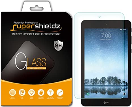 For LG G Pad F2 LK460,GPad X2 8.0 Plus Screen Protector HD Clear Tempered Glass
