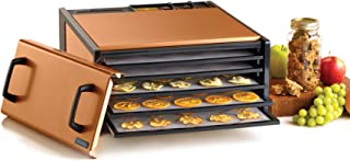 product image for Excalibur D500CP 5-Tray Electric Food Dehydrator (Discontinued, Bronze