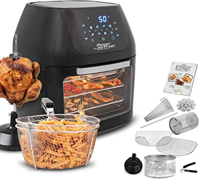 : Mediashop Power Airfryer Multi Function DELUXE