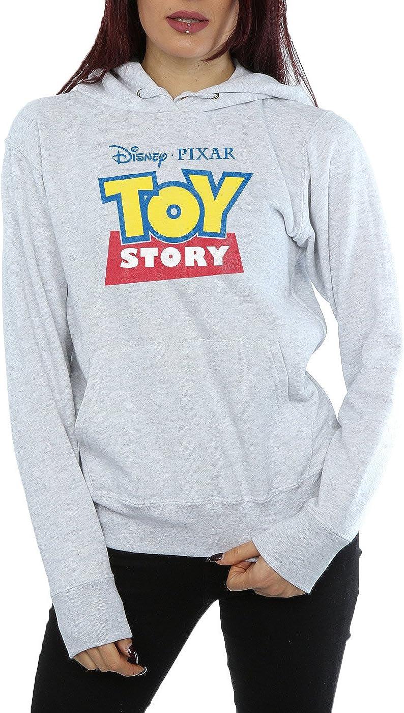 Disney Femme Toy Story Logo Sweat /à Capuche