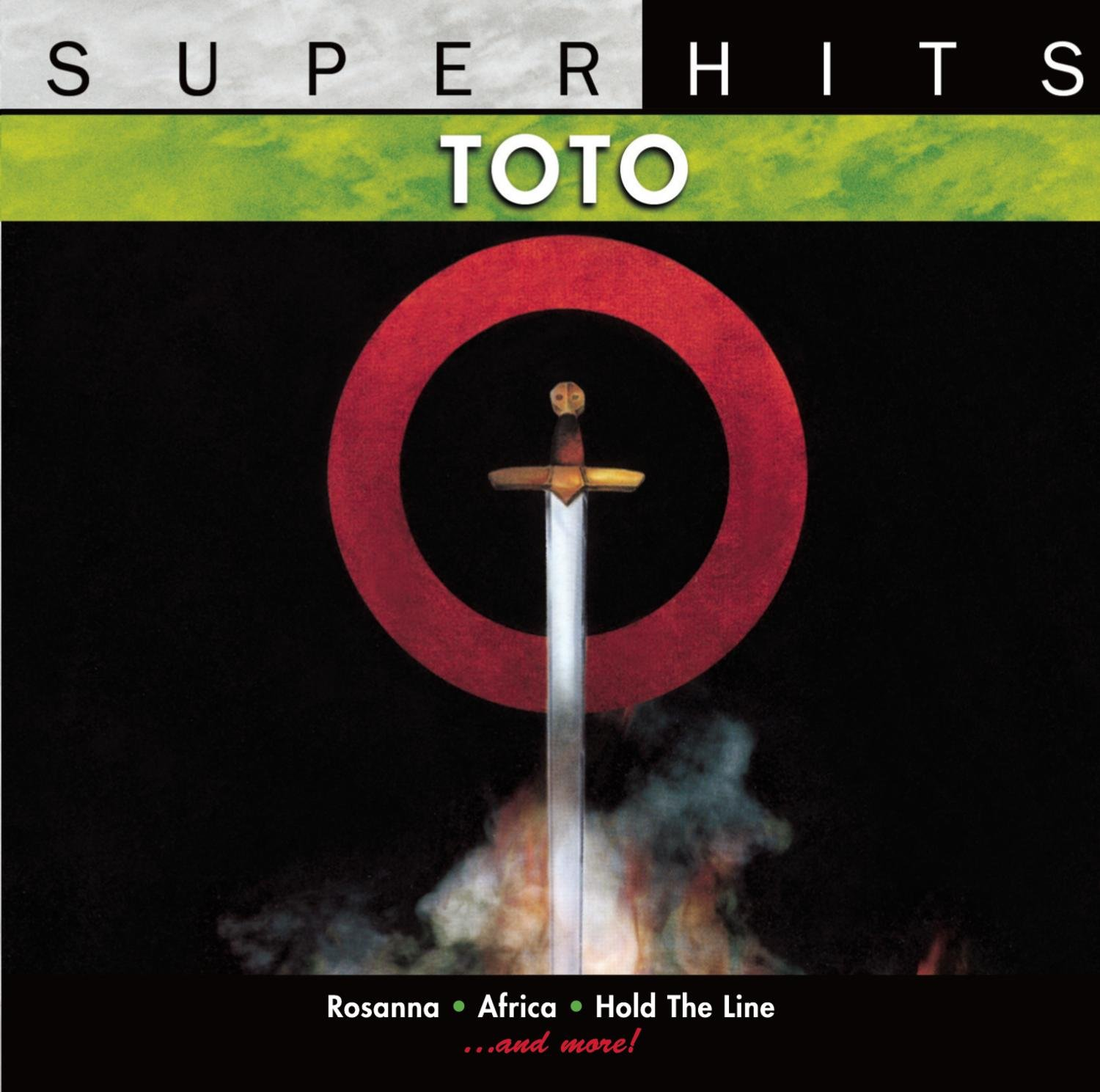 CD : Toto - Super Hits (CD)
