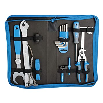 42da228d297 Unior Set Of Bike Tools 20 Pieces In Bag 1600A7  Amazon.co.uk  Sports    Outdoors