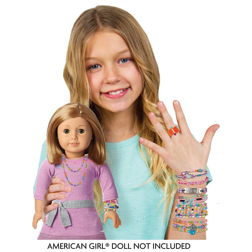 American Girl 24180 All About Beading Kit Multi by American Girl (Image #3)
