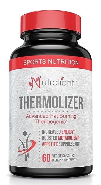 Amazon Com 1 Thermogenic Fat Burner Carb Blocker Appetite