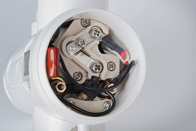 Calentador Eléctrico Del Grifo De Agua De 220V Con La Cocina 360 ° Giratorio Ajustable Tipo De Instalación Agua Más Baja: Amazon.es: Hogar