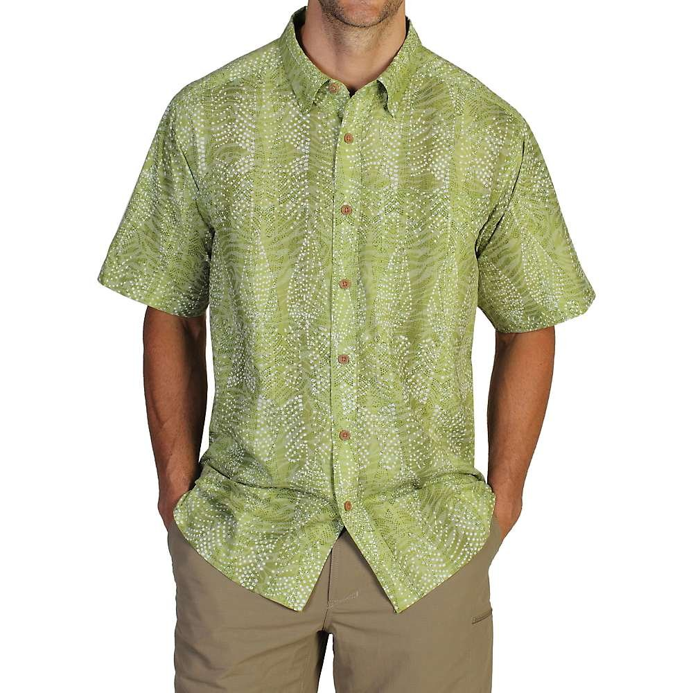 ExOfficio Next-To-Nothing Aborginal S//S Shirt Mens