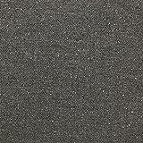 Rivet Apex Oversized Cushion Modern Accent Sofa, 81W, Ash Grey