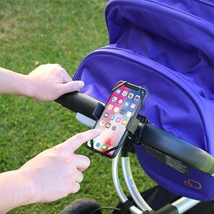 Baby Stroller Accs Universal Handlebar Mount Holder For Tablet PC