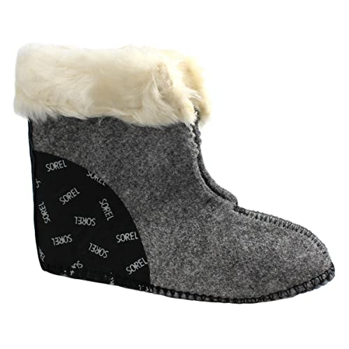 Sorel Boot Liners >> Sorel Kids Innerboots 6mm Thermoplus Inner Boot Liners With Faux