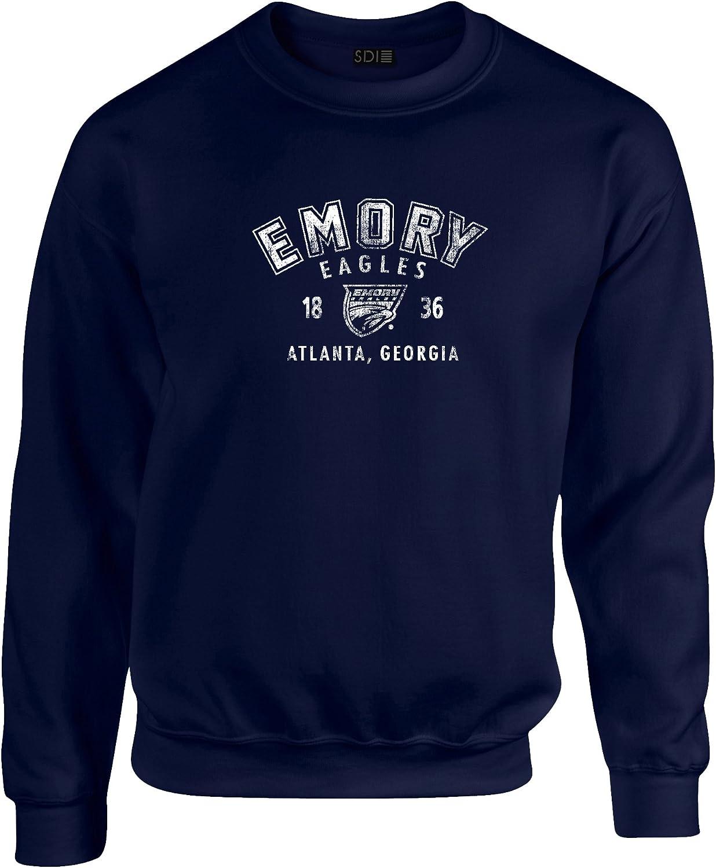 SDI NCAA 50//50 Blended 8 oz Crewneck Sweatshirt