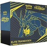 صندوق تدريب للأطفال مطبوع عليه Pokemon Sun & Moon Team Up Elite ، متعدد الالوان