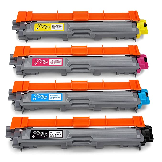 OfficeWorld TN-241 TN-245 Toner TN241 TN245 Cartuchos de tóner ...