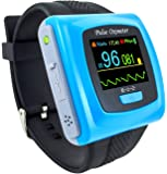 CMS 50F for Using After Sports or Home Daily Use adult Wrist Pulse Oximeter