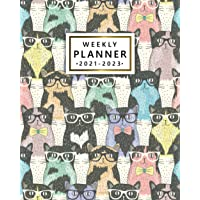 Weekly Planner 2021-2023: Nifty 3-Year Diary with To Do Lists, Notes | Calendar, Organizer, Agenda with Holidays, Vision…