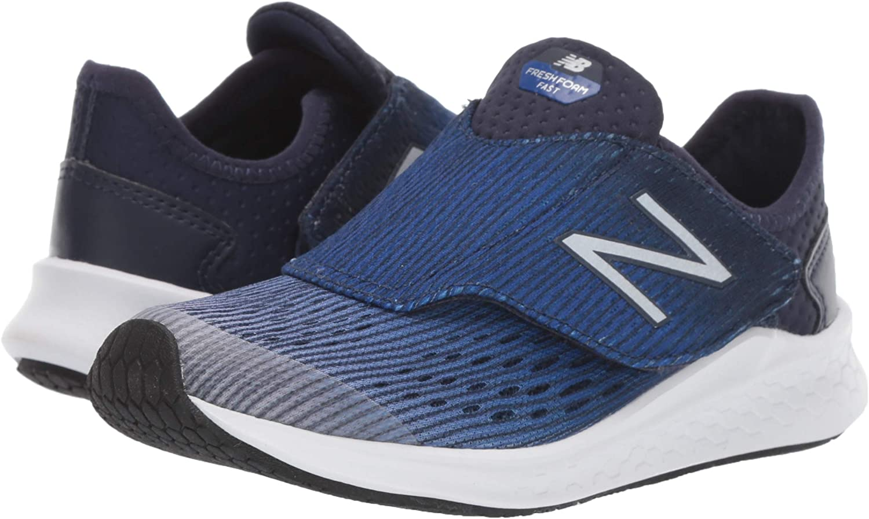 New Balance Kids Fresh Foam Fast V1 Hook and Loop Running Shoe
