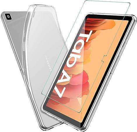 Eltd Hülle Mit Displayfolie Für Samsung Galaxy Tab A7 Elektronik