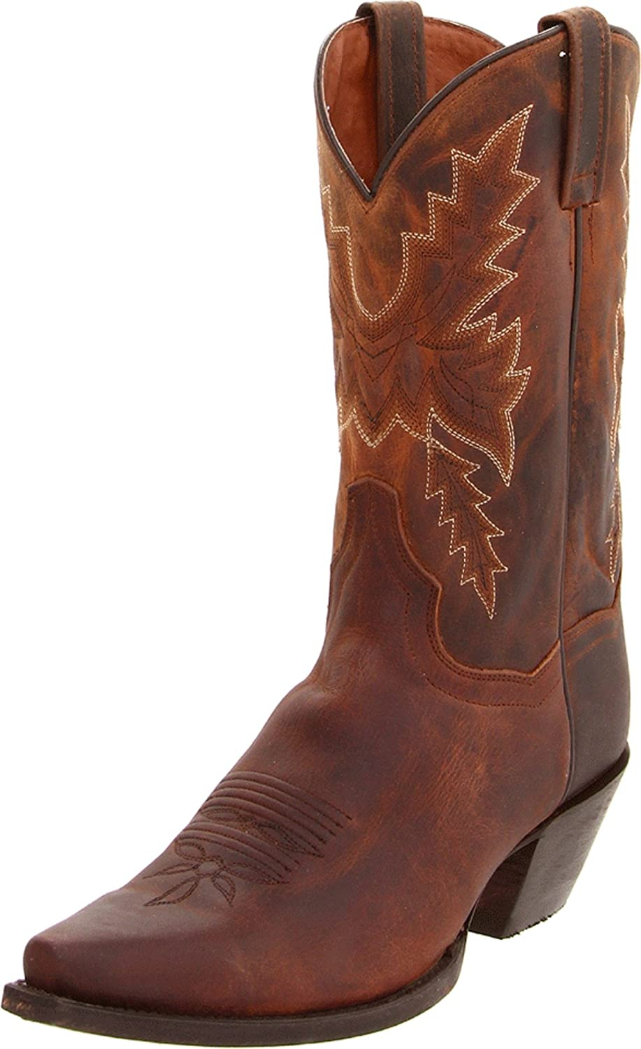 Dan Post Women's DP3548 Boot B007C8B3TU 9 B(M) US|Bay Apache