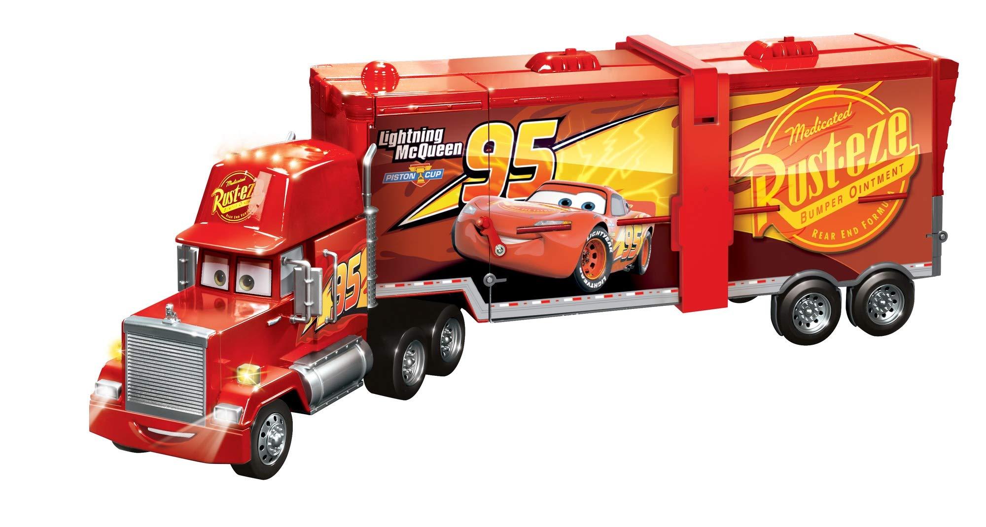 Disney/Pixar Cars Transforming Mega Mack Vehicle