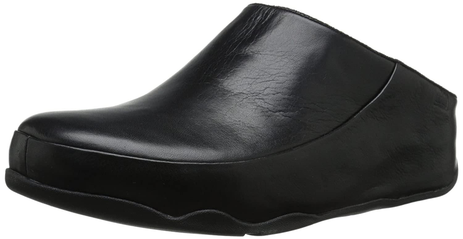 FitFlop Women's Gogh Moc Leather Mule