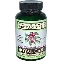 Whole World Botanicals, Royal Camu, 140 Capsules