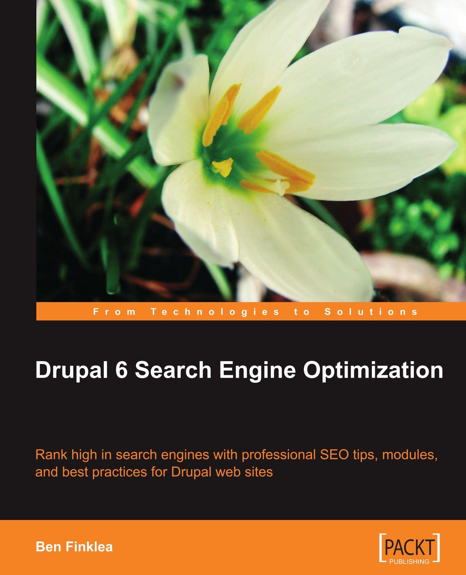 Drupal 6 Search Engine Optimization pdf epub