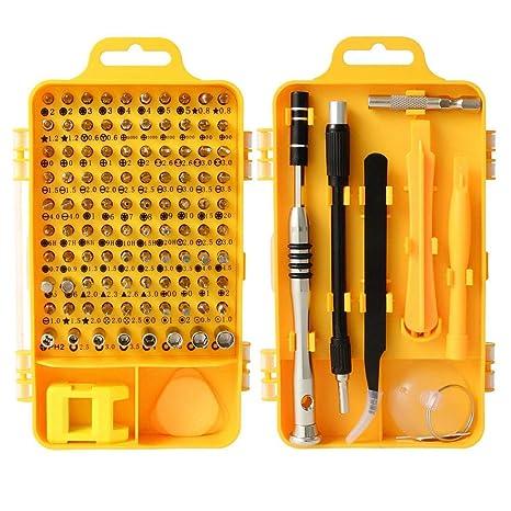Amazon.com: GuDoQi - Juego de destornilladores de precisión ...