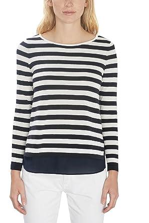 Esprit Felpa Amazon Collection Abbigliamento it Donna rzq601r