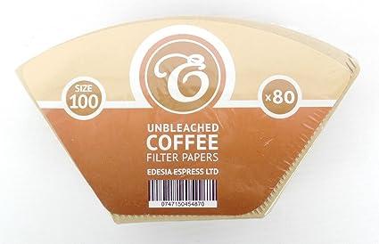 Pack de 80 filtros de papel para café - Tipo cono - Para Aromaboy de Melitta