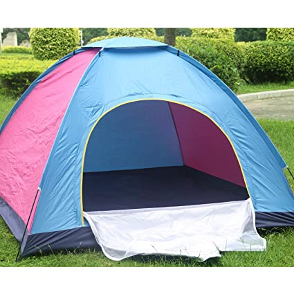 Buy Prakal Tents For Camping 6 Person Instant Pop Up Tents For Camping Beach Tents For Family Folding Waterproof Tent For Outdoor Camping Online At Low Prices In India Amazon In