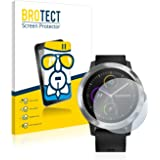 BROTECT Glass Screen Protector for Garmin Vivoactive 3 - Flexible Glass Protection Film [AirGlass]